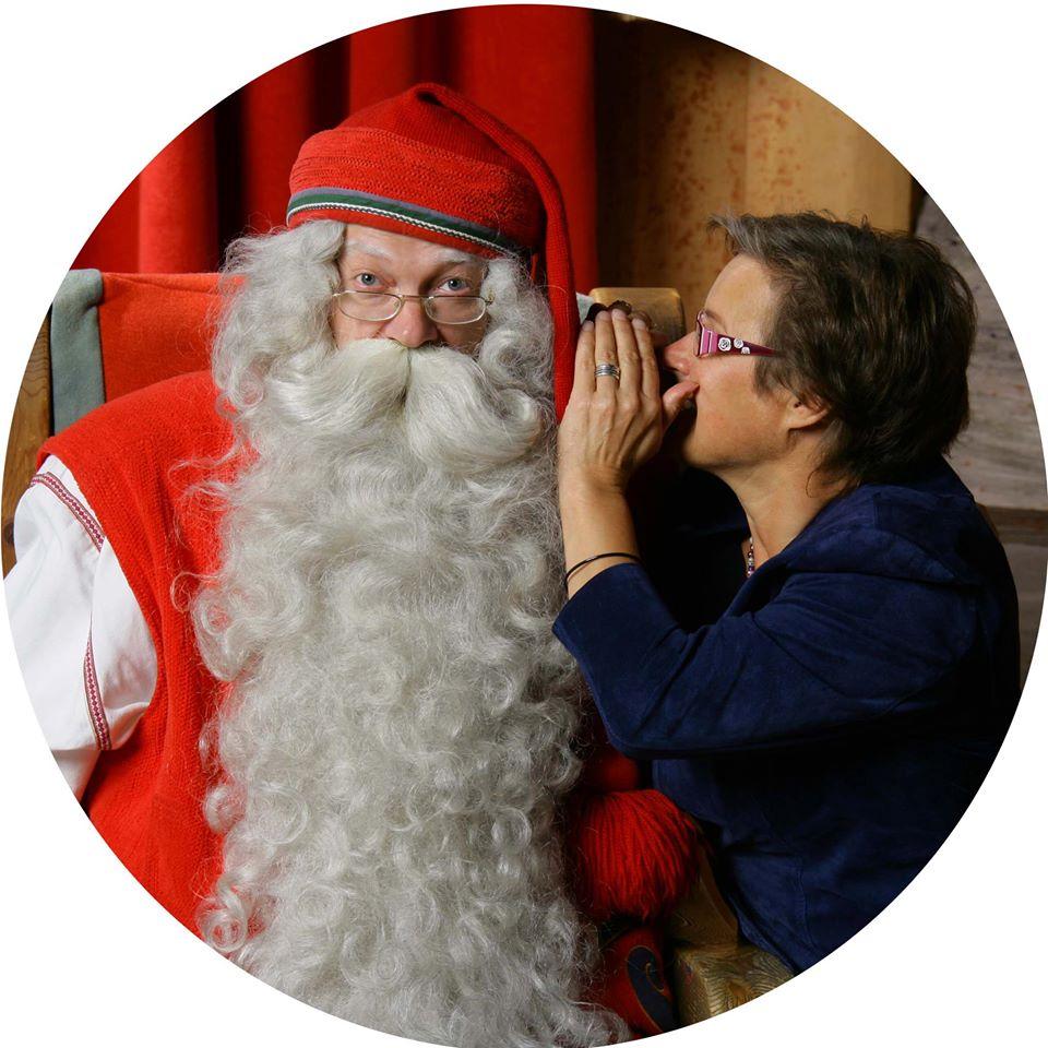 Oili Ruokamo; Joulupukki